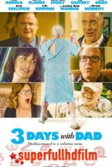 3 Days With The Dad Full HD izle (2019)