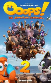 Ooops! The Adventure Continues 2020 izle