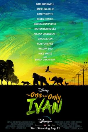 The One and Only Ivan Filmi Full HD izle