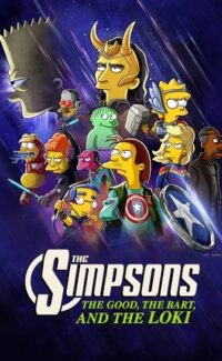 The Simpsons: The Good, the Bad, and the Loki izle